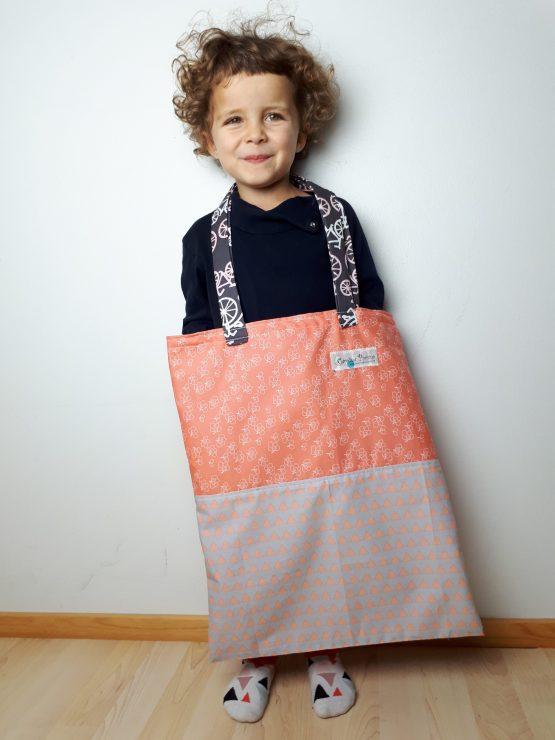 Unique supermarket bag Carolina Parisina