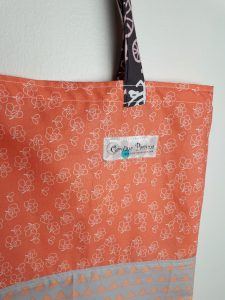 Unique supermarket bag Carolina Parisina
