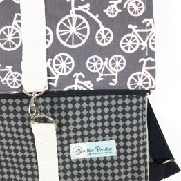 Bicycle backpack Carolina Parisina