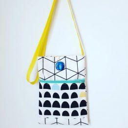 Small mobile bag Carolina Parisina