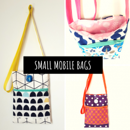 Small mobile bags