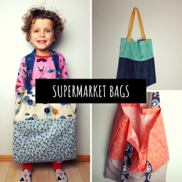 Supermarket bags